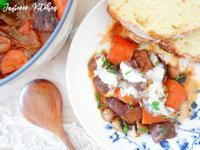 西式主菜🥘紅酒燉牛肉