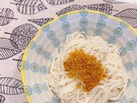 自製豆酥/豆酥拌麵