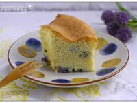藍莓優格戚風蛋糕(低醣版)