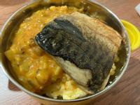 媽媽寶寶餐-南瓜鯖魚燉飯