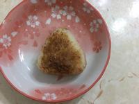 日式烤三文魚飯糰