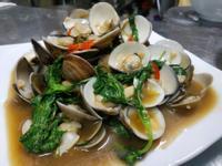 塔香蛤蜊-下酒菜