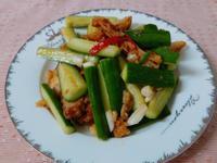雞排拌黃瓜