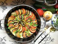 普羅旺斯燉菜~五彩蔬食好時光