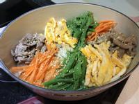 韓式燒肉涼拌麵
