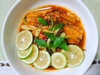 【今夜主食】辣味檸檬鯛魚排