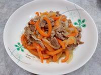 黃金醬炒牛肉片