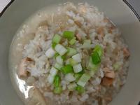 雞絲蘿蔔粥