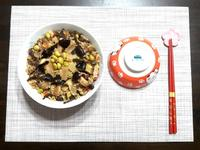 日式松本茸什錦煲飯