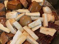 經典滷肉滷豆乾