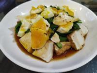 溏心蛋油豆腐