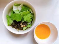 寶寶食譜 / 海帶干貝蛋豆腐鱘龍魚粥