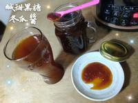 鹹甜黑糖冬瓜醬(可當沙拉醬或泡成冬瓜露)