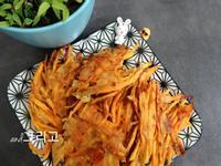 【地瓜料理】酥炸「地瓜籤」作法