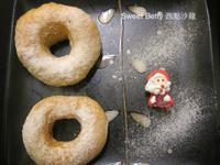 五分鐘免揉麵包~糖粉甜甜圈(無泡打粉)