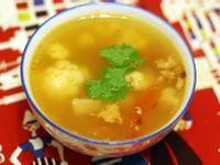 【東煮】罐頭利用 - 白花椰菜番茄肉醬湯 spicy pork soup