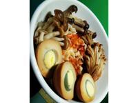 菇菇乾拌麵