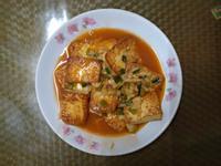 紅燒芙蓉豆腐