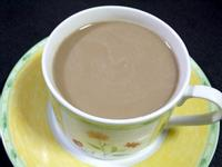 黑糖仙草鮮奶茶