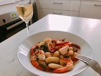 🇮🇹手做義式鮮蝦麵疙瘩🇮🇹