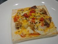 傑瑞廚房-義式牛丸披薩烤吐司