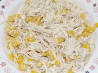 玉米雞絲溫沙拉
