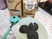 【芝麻Q米漿麻吉】光泉米漿的創意料理~♥