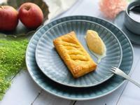 「簡易蘋果派」3種材料輕鬆完成
