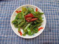 黃薑豆豉青椒