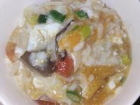 電鍋南瓜蔬菜粥
