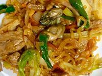 韓式泡菜拉麵升級版