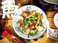 薑蔥魚鏢 家庭小菜 簡易 (附影片)