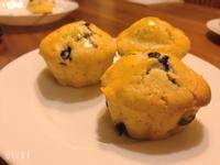 超簡單藍莓馬芬