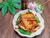 醬燒豆腐 (Ebara黃金烤肉醬)