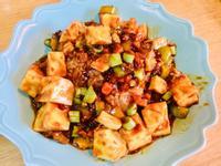 香辣麻婆豆腐(蔬食)