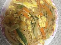 雜菜炒米粉&辣味🌶