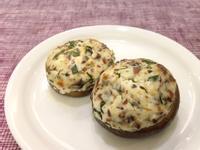 奶油乳酪杏仁香菇