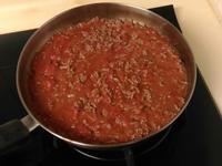 超簡易番茄肉醬
