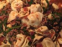 義大利式水餃 (Marinara 醬)