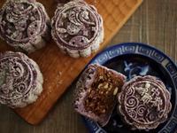 低醣紫薯月餅