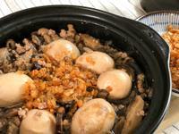 香菇肉燥 不小心把整鍋飯吃光光啦!!