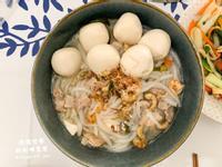 簡易快速高湯的古早味米苔目