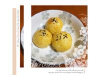地瓜蛋黃酥(簡易酥皮版)