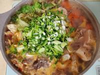 紅油豬肉鍋