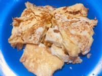 蛋包煎豆腐&凉伴