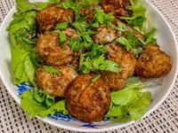 臭豆腐丸子(蛋素)