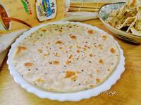 米漿芝麻烙餅