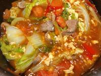 懶人低脂料理-白菜火鍋🍲