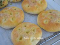 砂糖奶油麵包