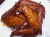 Comfort food_楓糖辣味烤雞翅